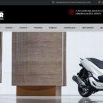 Jasa Pembuatan Website Dealer Honda F2 Motor