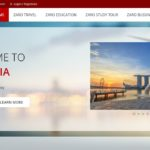 Jasa Pembuatan Web Travel Zaro Asia
