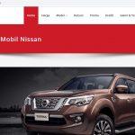 Jasa Pembuatan Website Sales Nissan Jakarta
