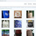 Jasa Pembuatan Website Konveksi Tas Custom