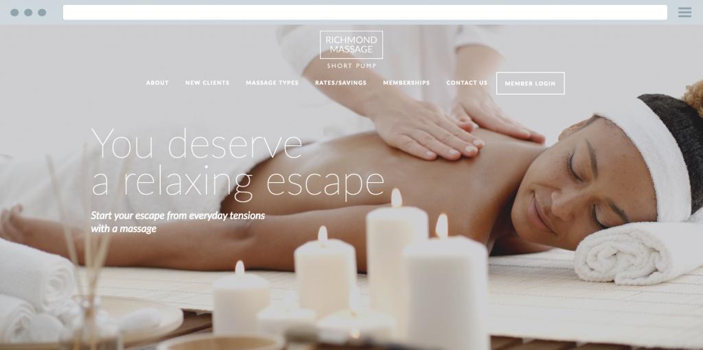 website pijat massage online panggilan